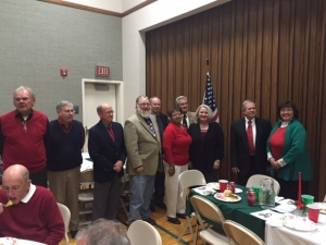 2015 Officers Installed